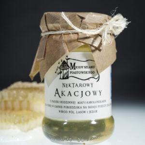 miód rzepakowy - sklep z miodami Miody Szlaku Piastowskiego